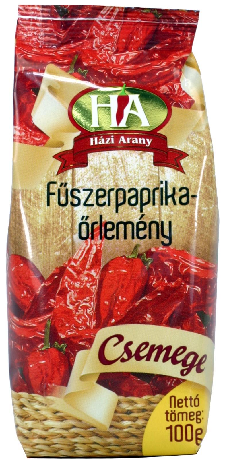 Ha paprikapulver mild aus ungarn ungarische paprika 100g for Ungarisches paprikapulver