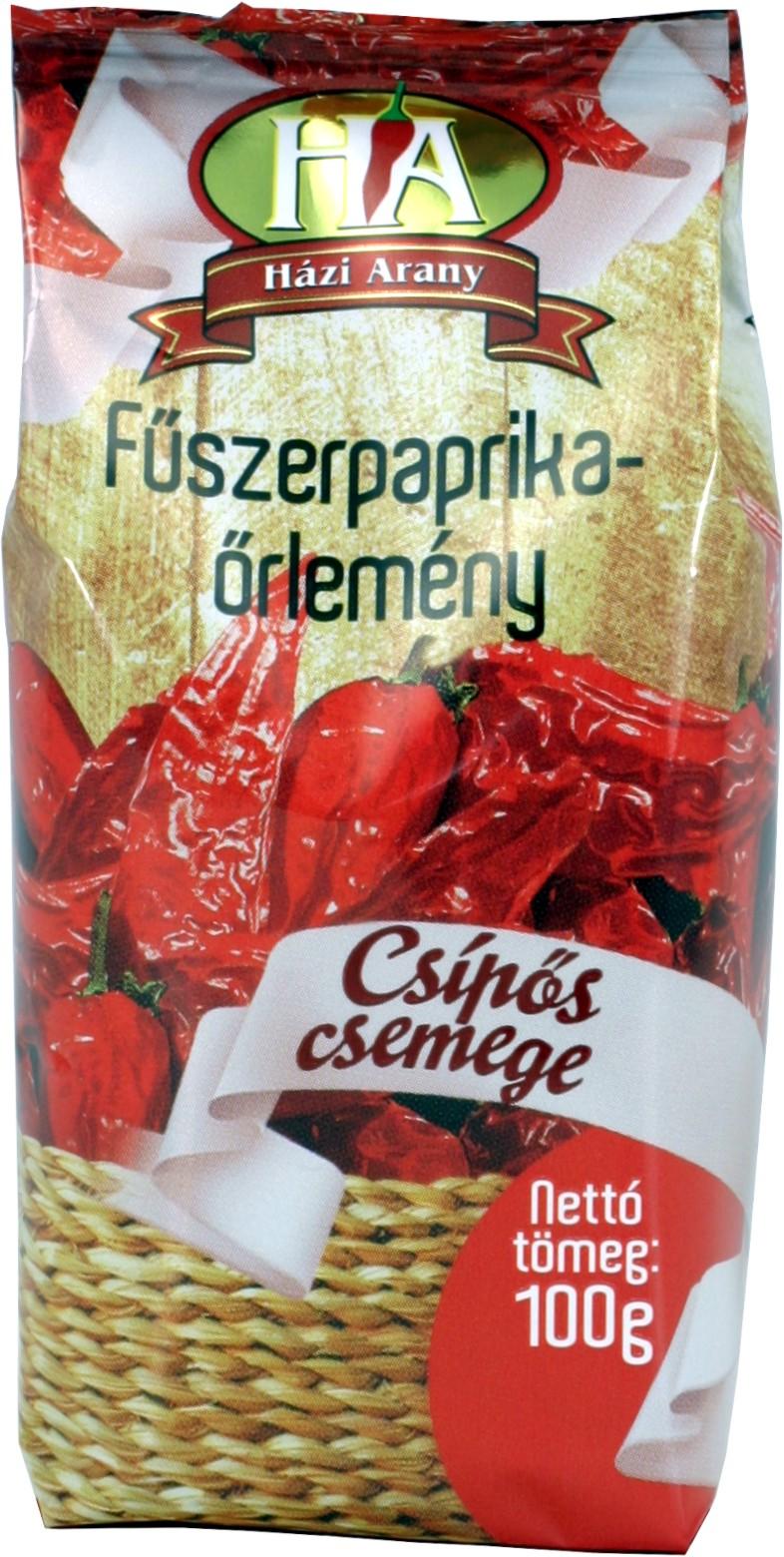 Paprikapulver scharf ungarische paprika 100g t te ebay for Ungarisches paprikapulver