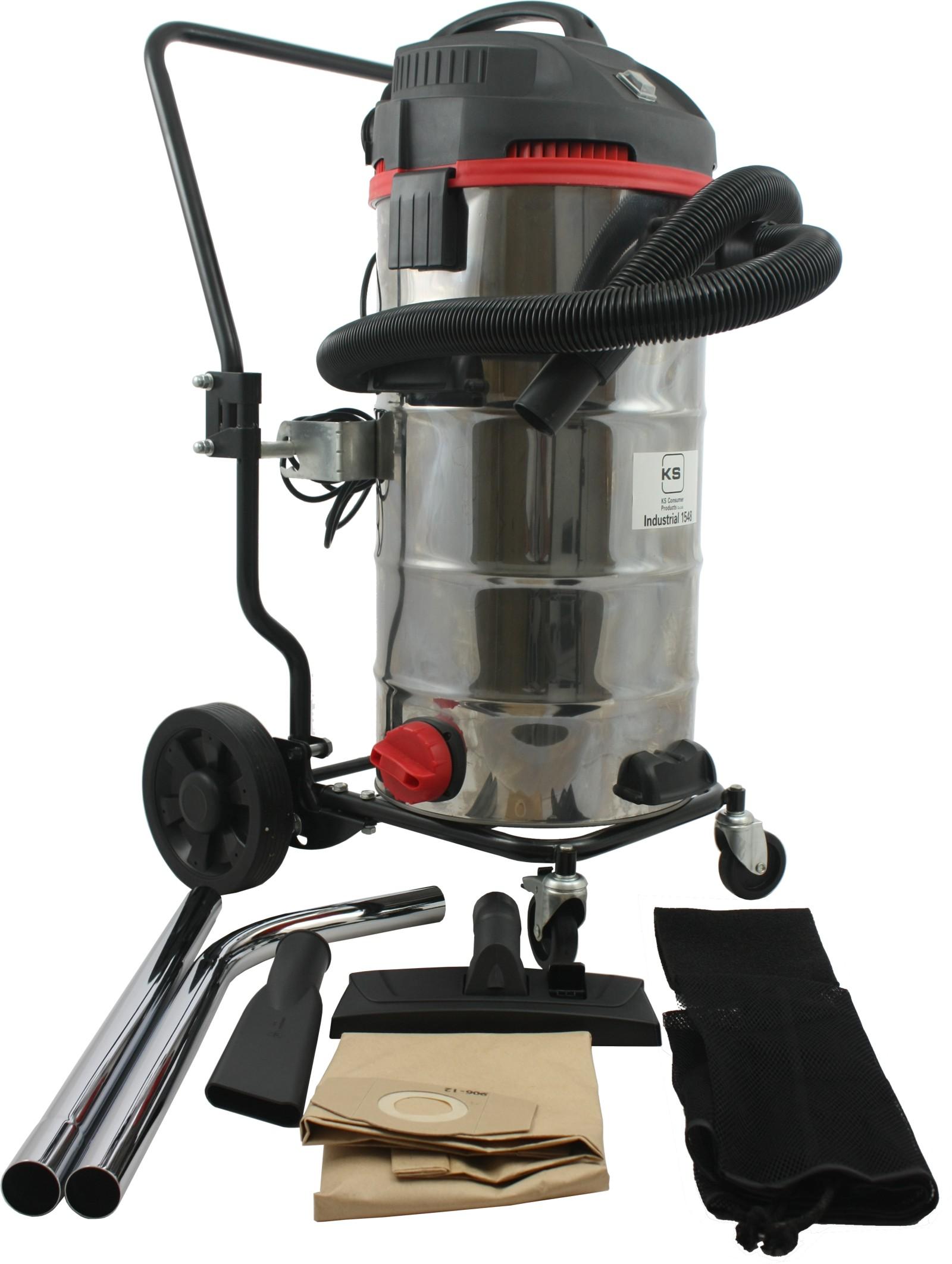 industriesauger nasssauger industrial 1548 rollwagen zubeh r ebay. Black Bedroom Furniture Sets. Home Design Ideas